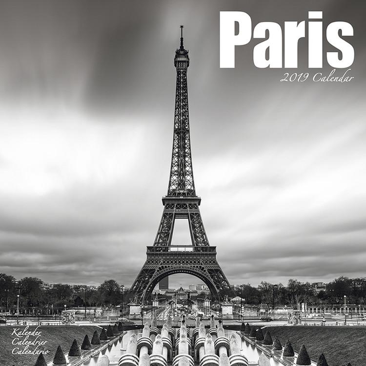 Calendar 2020  Paris