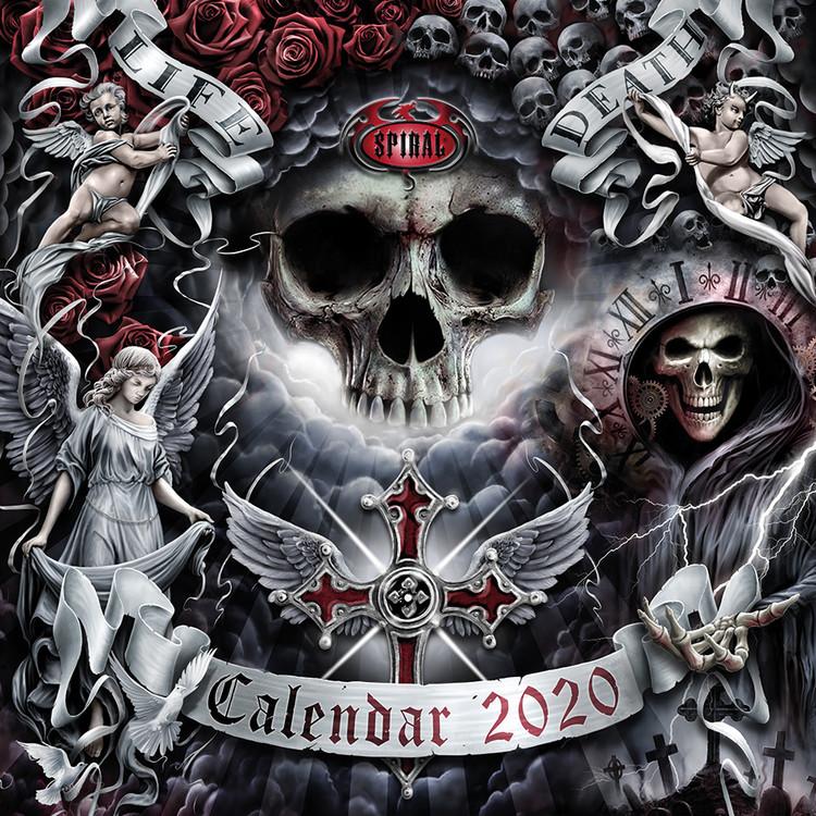 Calendar 2021 Spiral