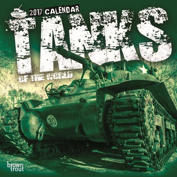 Calendar 2018  Tanques