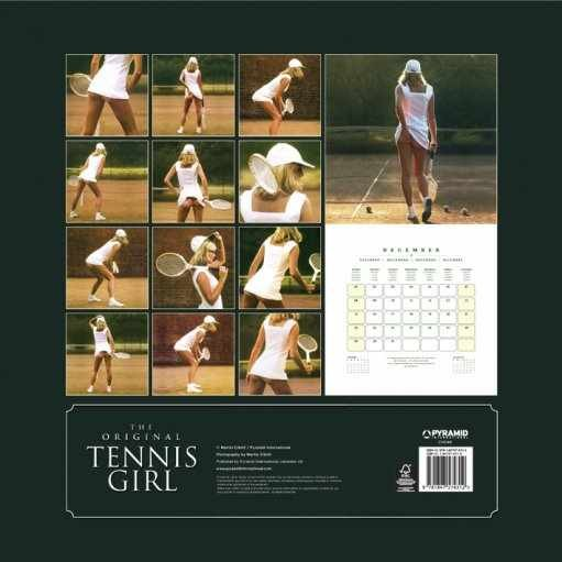 Calendrier Tennis 2022 Calendar 2013   TENNIS GIRL   Calendriers 2022   Achetez sur