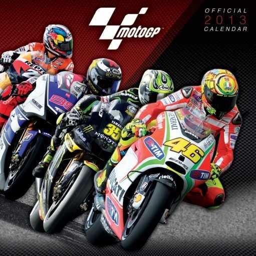 Moto Gp 2022 Calendrier Kalendář 2013   MOTO GP   Calendriers 2022 | Achetez sur