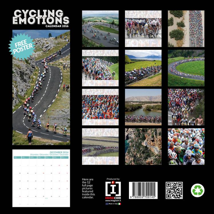 Calendrier 2022 Cyclisme Cyclisme   Calendriers 2022 | Achetez sur Europosters.fr
