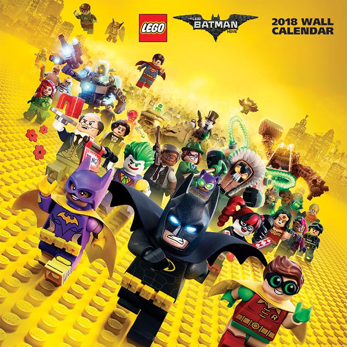 Lego Calendrier.Lego Batman Calendrier 2020 Acheter Le Sur Europosters Fr