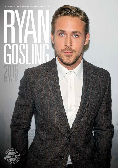 Ryan Gosling Calendrier 2018