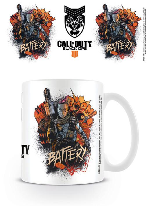 Hrnek Call Of Duty - Black Ops 4 Battery