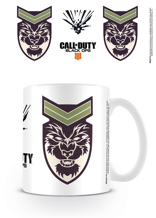 Hrnek Call Of Duty - Black Ops 4 Bbattery Symbol