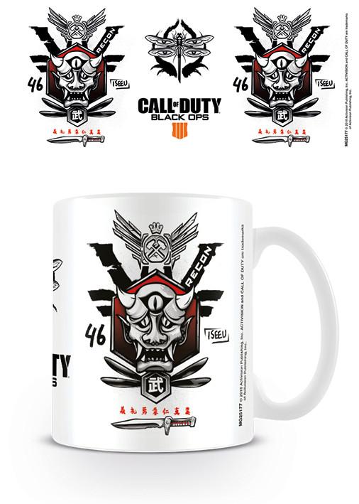 Hrnek Call Of Duty - Black Ops 4 Recon Symbol
