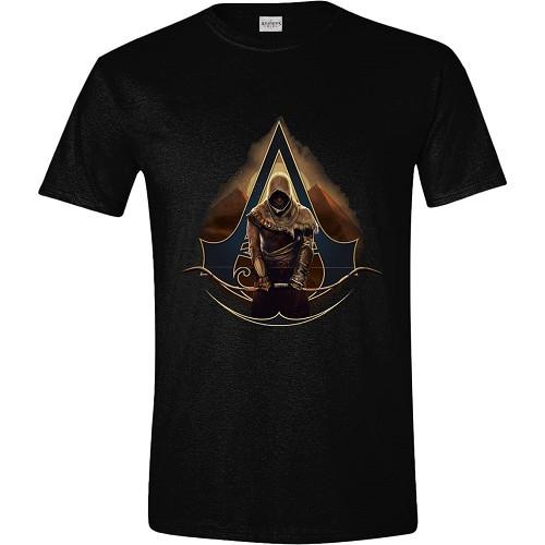 Camiseta  Assassin's Creed: Origins - Bayek and Pyramids