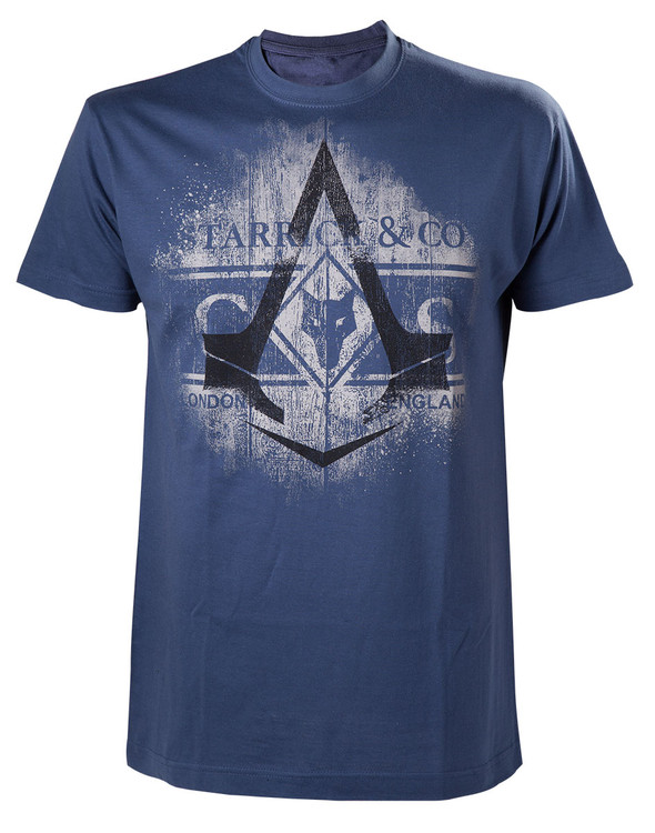 Camiseta  Assassin's Creed Syndicate - Blue Starrick & Co