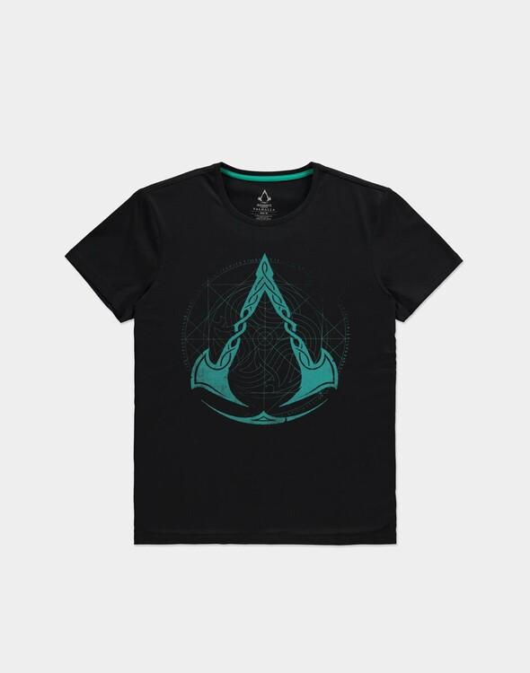 Camiseta Assassin's Creed: Valhalla - Crest Grid