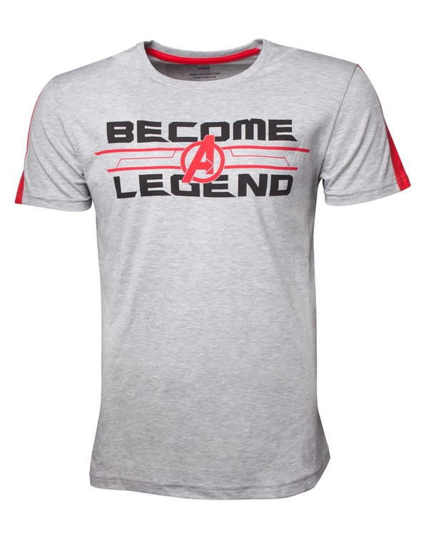 Camiseta  Avengers: Endgame - Become A Legend