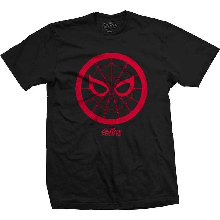 Camiseta  Avengers - Infinity War Spider Man Icon
