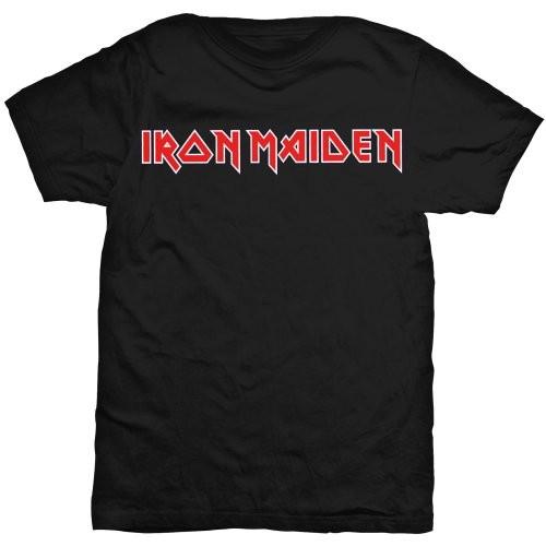 Camiseta Iron Maiden - Logo