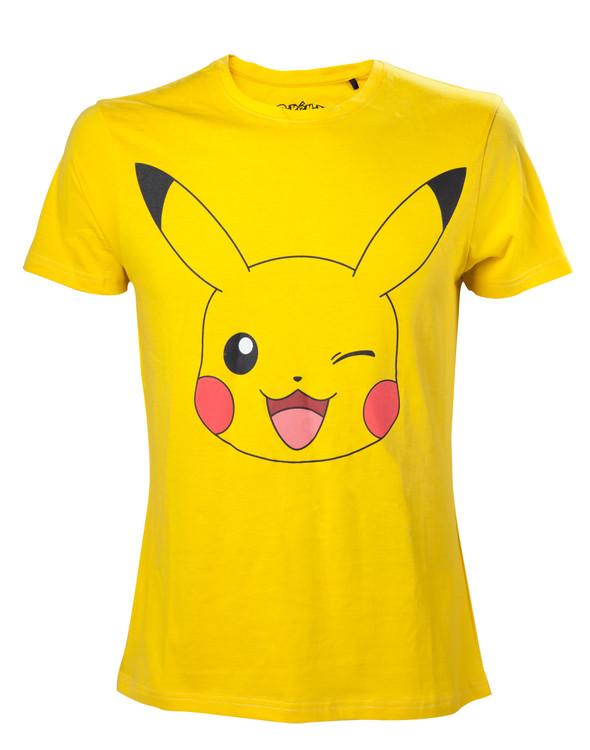 Camiseta Pokemon - Pikachu