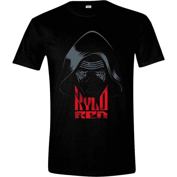 Camiseta Star Wars VII - Kylo Ren Drawing