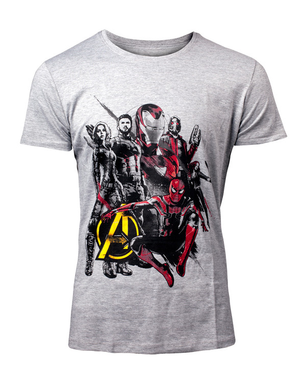 Camiseta  VengadoresInfinity War - Avengers Character