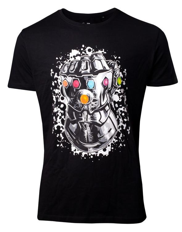 Camiseta  VengadoresInfinity War - Thano´s Gauntlet