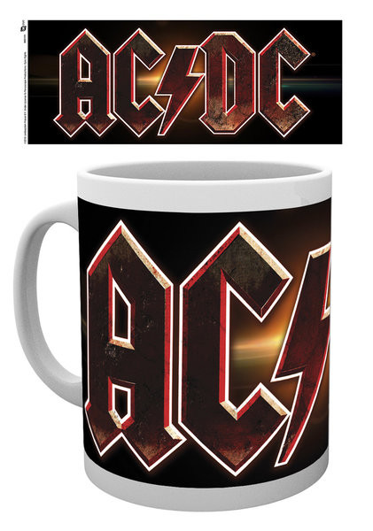 AC/DC - Logo Cană