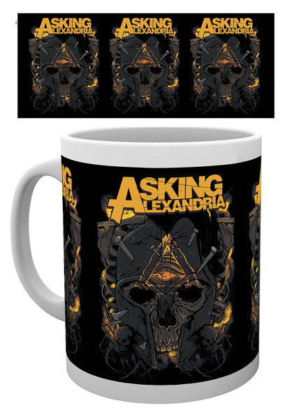 Asking Alexandria - Nails Cană