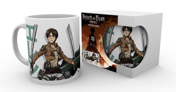 Attack On Titan - Eren Duo Cană