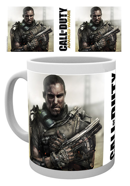 Call of Duty Advanced Warfare - Chest Cană
