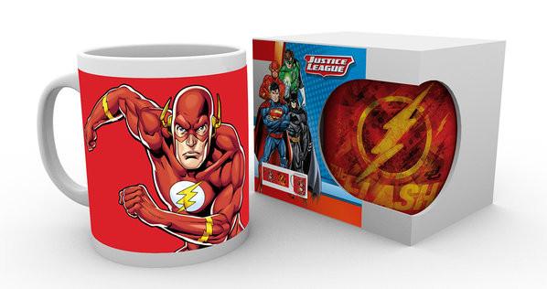 DC Comics - Justice League Flash Cană