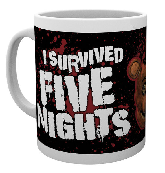 Five Nights At Freddy's - I Survived Cană