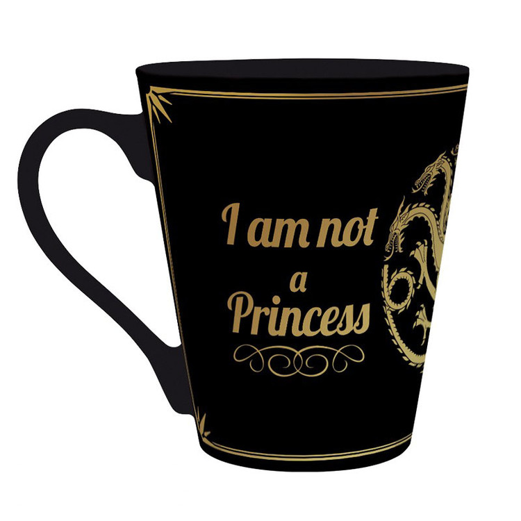 Game Of Thrones - I am not a princess Cană