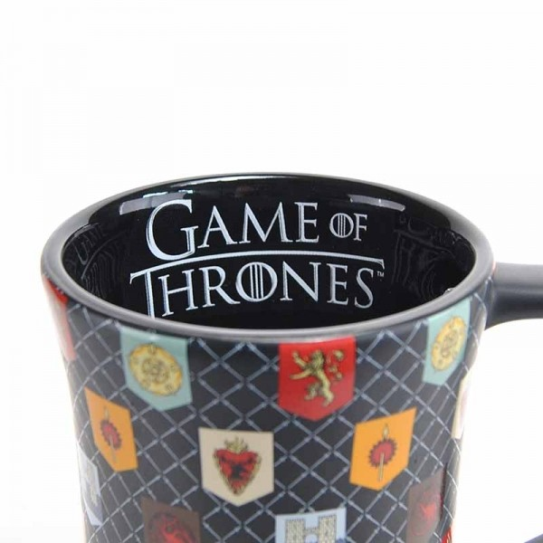 Game Of Thrones - Matt Glaze Sigils Cană