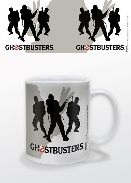 Ghostbusters - Silhouettes Cană