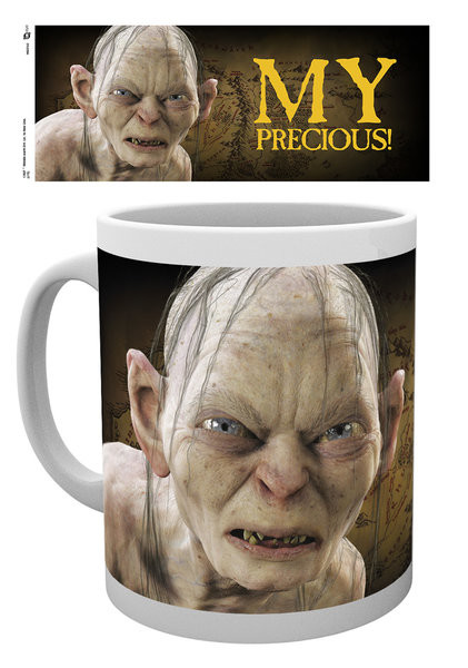 Cană Lord of the Rings - Gollum