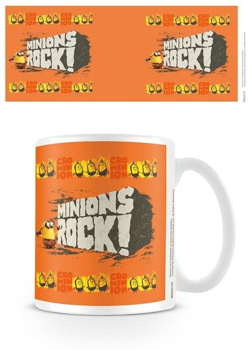 Minions - Rock  Cană