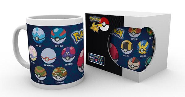 Pokémon - Ball Varieties Cană