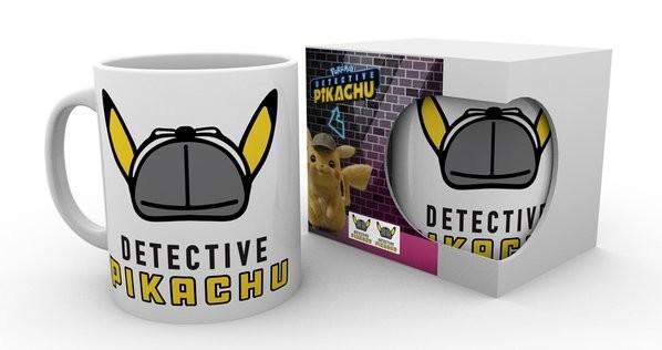 Pokemon: Detective Pikachu - Hat Icon Cană