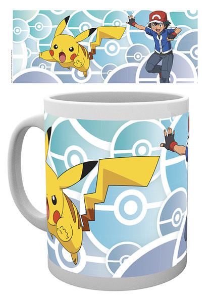 Pokémon - I Choose You Cană