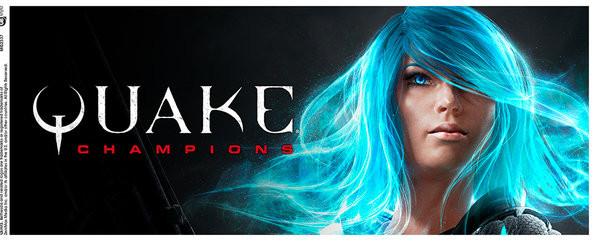 Quake - Quake Champions Nyx Cană