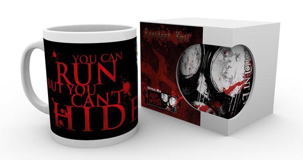 Resident Evil - Gas Mask Cană