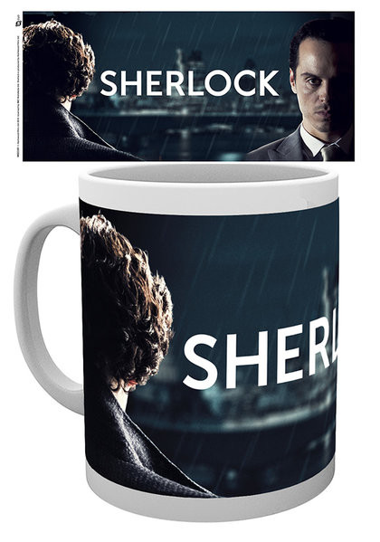 Sherlock - Enemies Cană