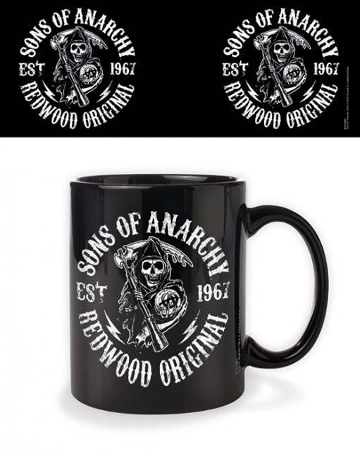 Sons of Anarchy - Redwood Original Cană
