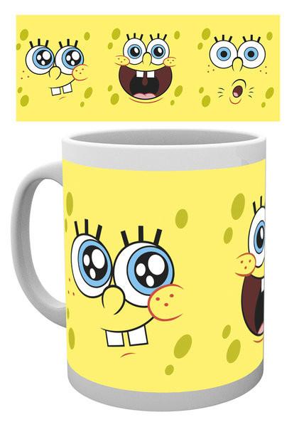 Cană Spongebob - Expressions