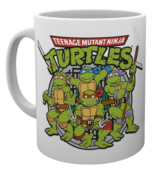 Teenage Mutant Ninja Turtles - Retro Cană