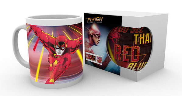 The Flash - Red Blur Cană
