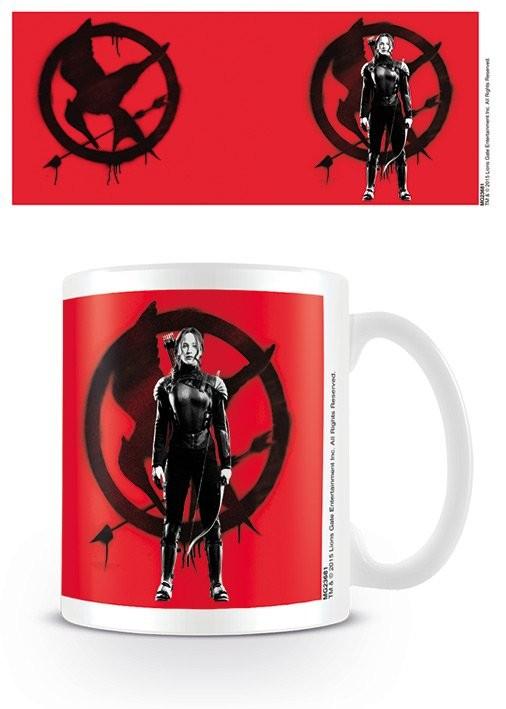 The Hunger Games: Mockingjay Part 2 - Katniss at War Cană
