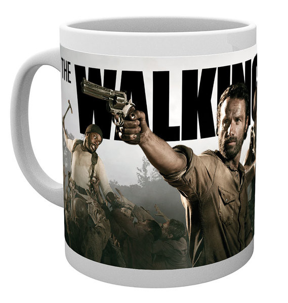 Walking Dead - Banner Cană
