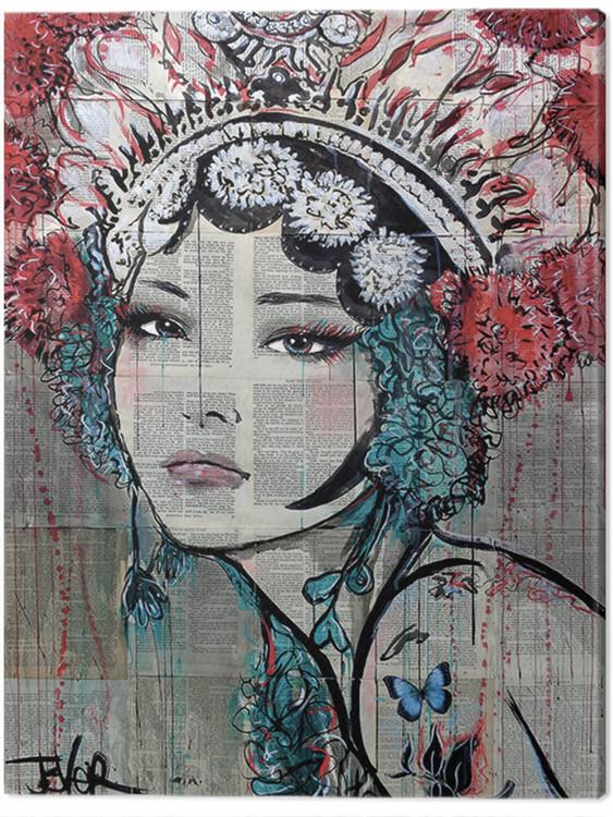 Loui Jover - Dynasty Canvas