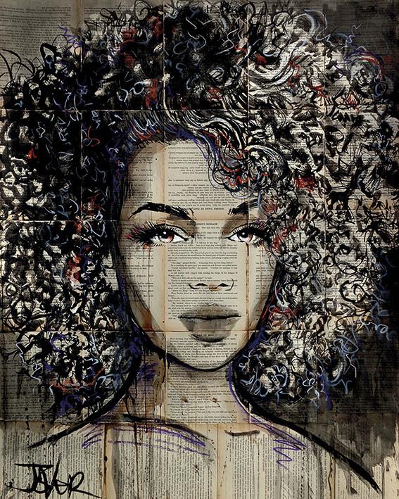Loui Jover - Wonder 2 Canvas