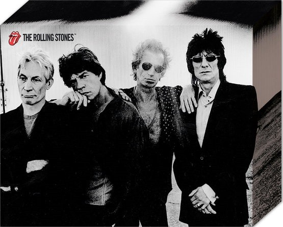 Canvas Rolling Stones - group