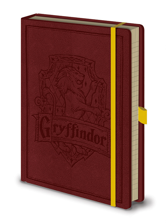 Harry Potter - Gryffindor A5 Premium Carnețele