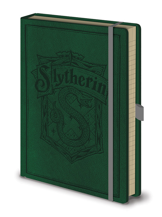 Harry Potter - Slytherin A5 Premium Carnețele