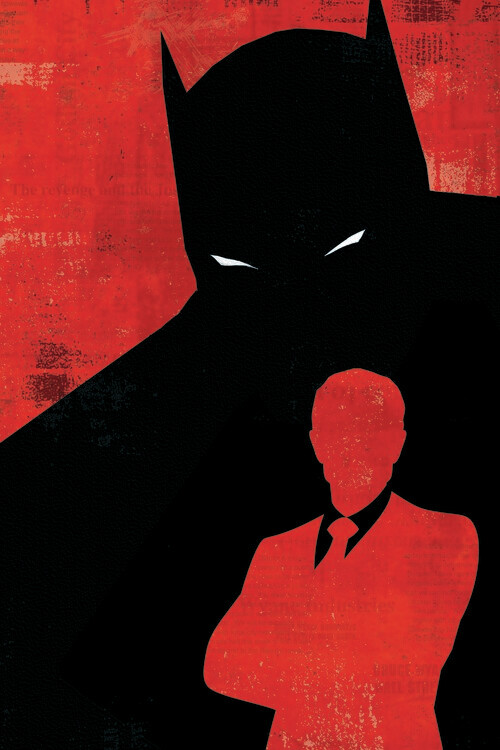 Carta da parati Batman - Dark Identity